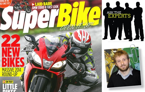 Superbike Magazine Ask The Expert