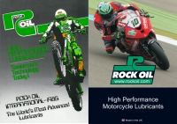 Rock Oil Brochures from 1984 and 2014