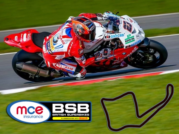 The BSB arrives at Oulton Park