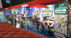 Rock Oil at the 2013 International Dirtbike Show